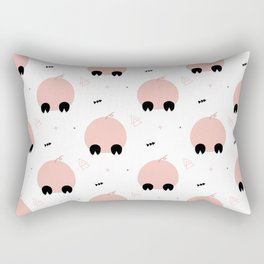 Funny pigs Rectangular Pillow