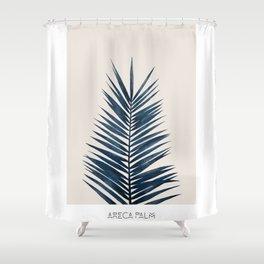 Areca Palm Leaf Shower Curtain