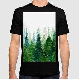 Pine Trees 2 T-shirt