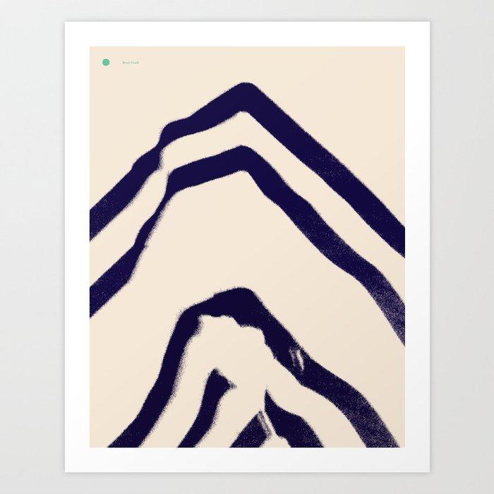 Beast Coast — Matthew Korbel-Bowers Art Print