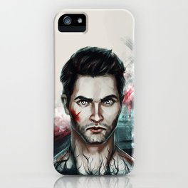 Derek iPhone Case