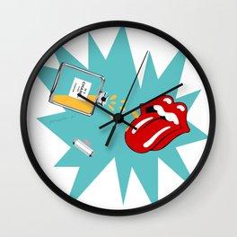Ahh Chanell nº5 Wall Clock