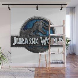 Jurassic World Wall Mural