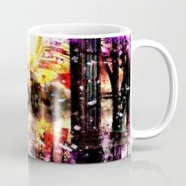 The Sinking Window in The Lake Coffee Mug