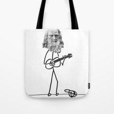 the struggling artist Tote Bag