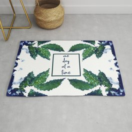 One Day at a Time Rug