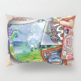 Language of Light Workshop Pillow Sham