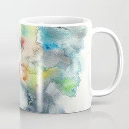 HORATIO NELSON - watercolor portrait Coffee Mug