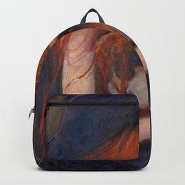 Edvard Munch - Vampire Backpack