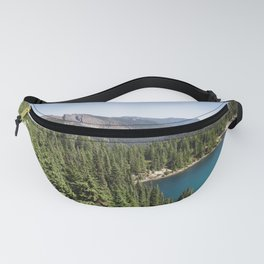 Alpine Blue Fanny Pack