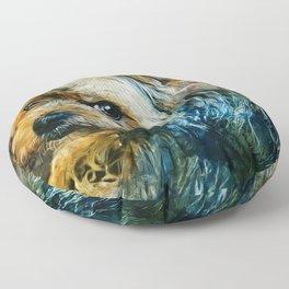 Yorkie Floor Pillows Society6