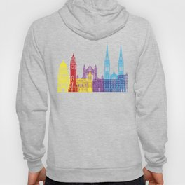 Belfast skyline pop Hoody