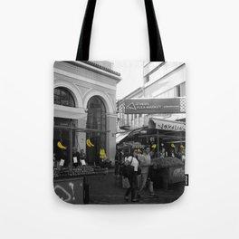 Flea market yellow @Athens Tote Bag