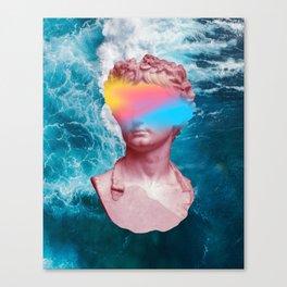 Zor Canvas Print