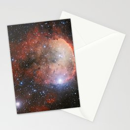 The Star Formation Region NGC 3324 Stationery Cards