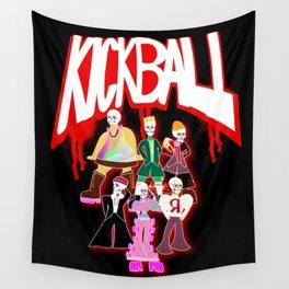 kickball Wall Tapestry