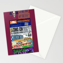LBS MID YEAR SHOWS Stationery Cards