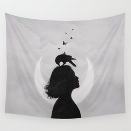 Is the darkness ours to take? Wall Tapestry