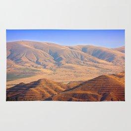Mountains in Crimea Rug