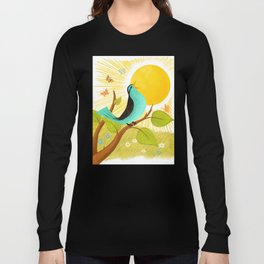 Early To Rise Long Sleeve T-shirt