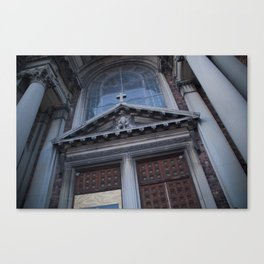 Doorway to St. Francis Canvas Print