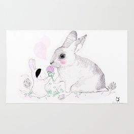 The Rabbit Rug