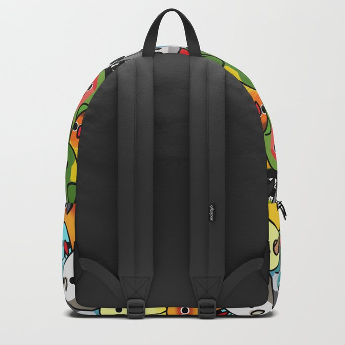 Too Many Birds!™ Bird Squad Classic Backpack