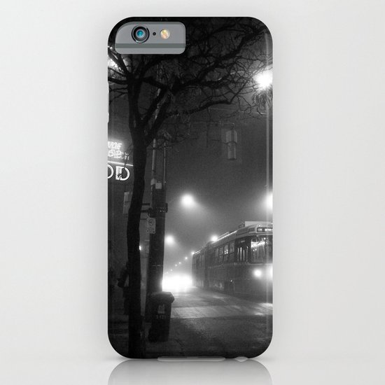 A Streetcar Named Noir iPhone & iPod Case