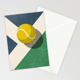 BALLS / Tennis (Hard Court) Stationery Cards
