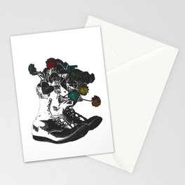 Life in These Boots Stationery Cards
