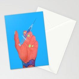 Hand&Galaxy7 Stationery Cards