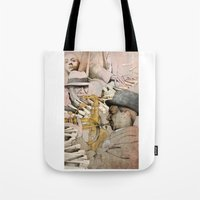 jazz Tote Bags featuring JAZZ by Andreas Derebucha