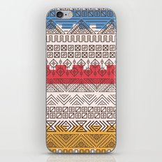 Aztec pattern iPhone & iPod Skin