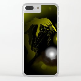 They Dreamed of Us Clear iPhone Case