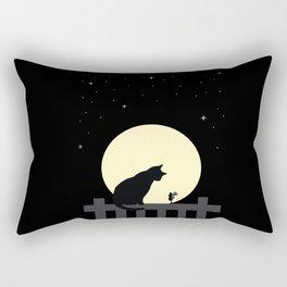 Encounters Rectangular Pillow