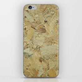 wood background texture iPhone Skin