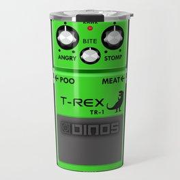T-Rex Distortion Pedal Travel Mug