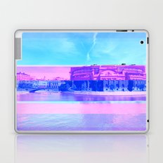 Sweden In A Glitch Laptop & iPad Skin