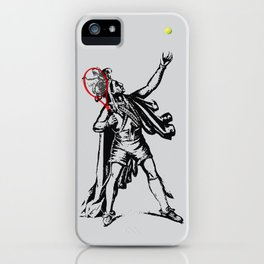 Chief of The Court iPhone Case