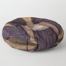 Ink Exchange Floor Pillow