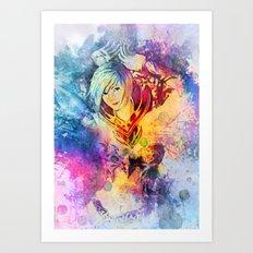 Aos Si Art Print