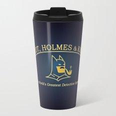 Great Detectives Travel Mug