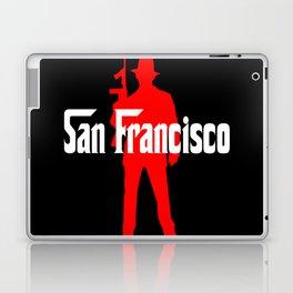 San Francisco mafia Laptop & iPad Skin