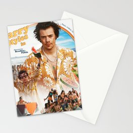 Harry Style Poster Styles Album Cover Art Stationery Cards