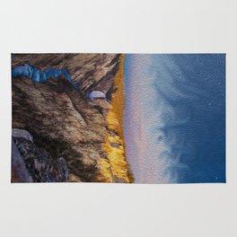 Artist's Point Sunrise Rug