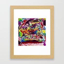 Typhoon Saling (1985) Framed Art Print