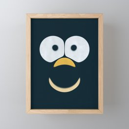 Mr Monkey  Framed Mini Art Print