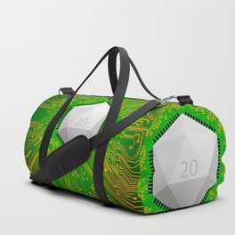 MMORPG Know Your Roots Duffle Bag