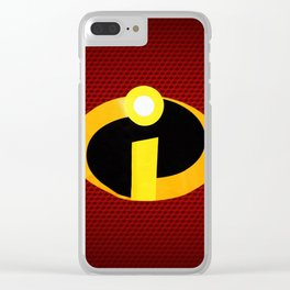INCREDIBLES Clear iPhone Case
