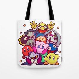 Kirby kirby group Tote Bag